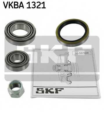 Комплект подшипника ступицы колеса SKF VKBA 1321 - изображение