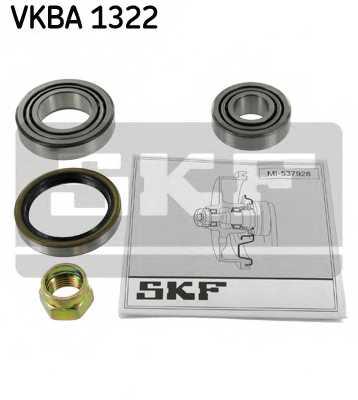 Комплект подшипника ступицы колеса SKF VKBA 1322 - изображение