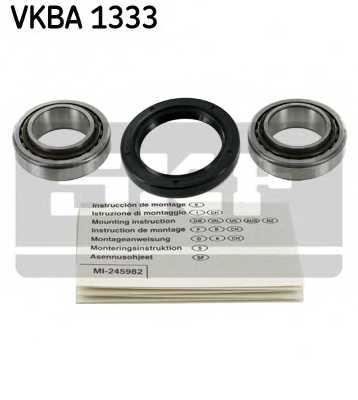 Комплект подшипника ступицы колеса SKF VKBA 1333 - изображение