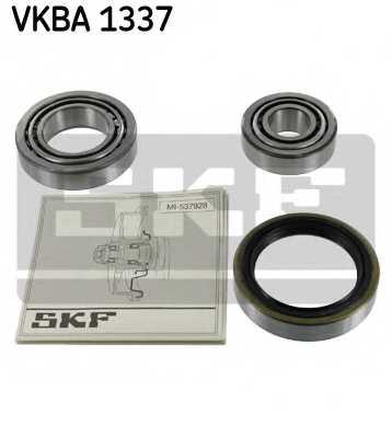 Комплект подшипника ступицы колеса SKF VKBA 1337 - изображение