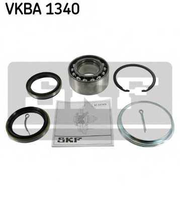 Комплект подшипника ступицы колеса SKF VKBA 1340 - изображение