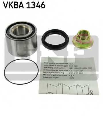 Комплект подшипника ступицы колеса SKF VKBA1346 - изображение