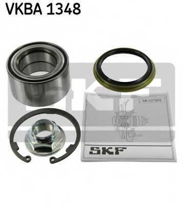 Комплект подшипника ступицы колеса SKF VKBA 1348 - изображение