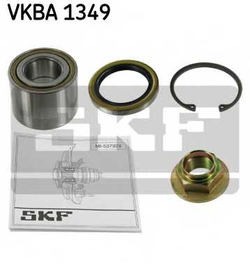 Комплект подшипника ступицы колеса SKF VKBA 1349 - изображение