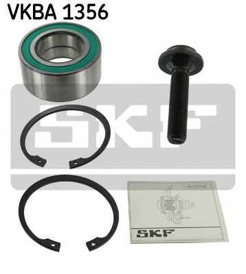 Комплект подшипника ступицы колеса SKF VKBA1356 - изображение