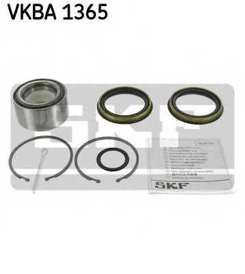 Комплект подшипника ступицы колеса SKF VKBA 1365 - изображение