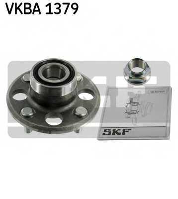 Комплект подшипника ступицы колеса SKF VKBA 1379 - изображение