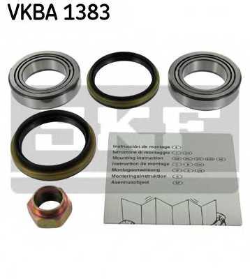Комплект подшипника ступицы колеса SKF VKBA 1383 - изображение
