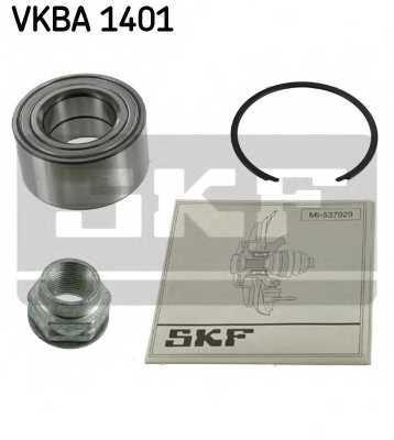 Комплект подшипника ступицы колеса SKF VKBA 1401 - изображение