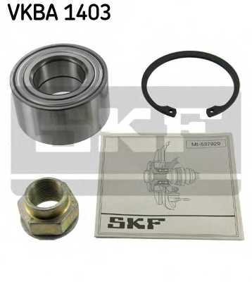 Комплект подшипника ступицы колеса SKF VKBA 1403 - изображение