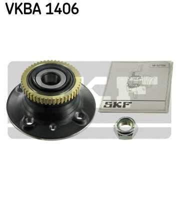 Комплект подшипника ступицы колеса SKF VKBA1406 - изображение