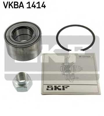 Комплект подшипника ступицы колеса SKF VKBA 1414 - изображение