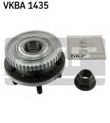 Комплект подшипника ступицы колеса SKF VKBA 1435 - изображение