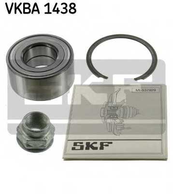 Комплект подшипника ступицы колеса SKF VKBA 1438 - изображение
