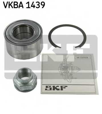 Комплект подшипника ступицы колеса SKF VKBA 1439 - изображение