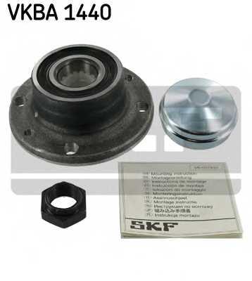 Комплект подшипника ступицы колеса SKF VKBA 1440 - изображение