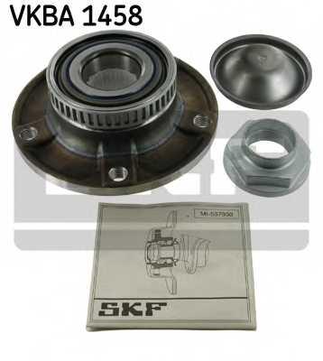 Комплект подшипника ступицы колеса SKF VKBA 1458 - изображение