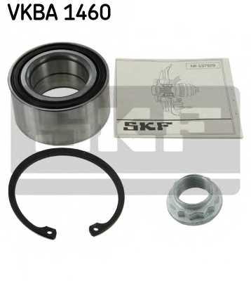 Комплект подшипника ступицы колеса SKF VKBA 1460 - изображение