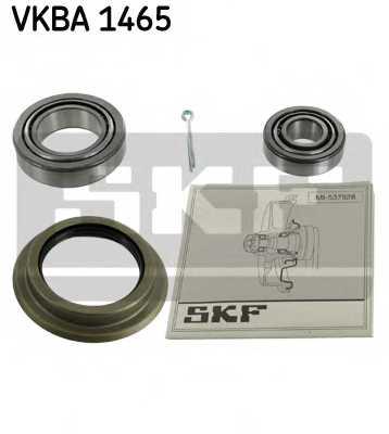Комплект подшипника ступицы колеса SKF VKBA 1465 - изображение