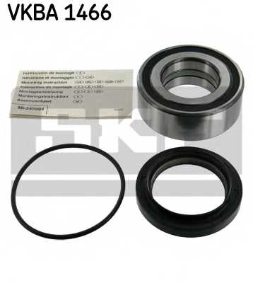 Комплект подшипника ступицы колеса SKF VKBA 1466 - изображение