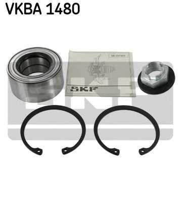 Комплект подшипника ступицы колеса SKF VKBA 1480 - изображение