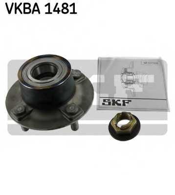 Комплект подшипника ступицы колеса SKF VKBA 1481 - изображение