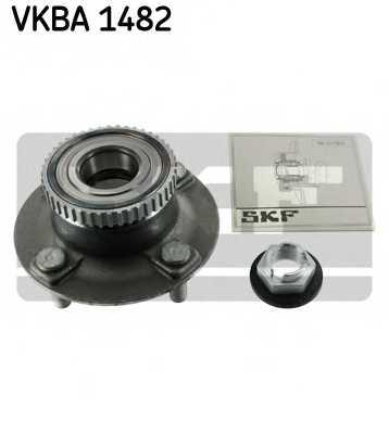Комплект подшипника ступицы колеса SKF VKBA 1482 - изображение