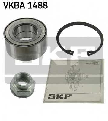 Комплект подшипника ступицы колеса SKF VKBA 1488 - изображение