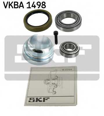 Комплект подшипника ступицы колеса SKF VKBA 1498 - изображение