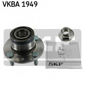 Комплект подшипника ступицы колеса SKF VKBA1949 - изображение