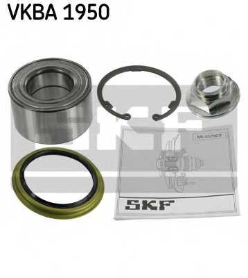 Комплект подшипника ступицы колеса SKF VKBA 1950 - изображение