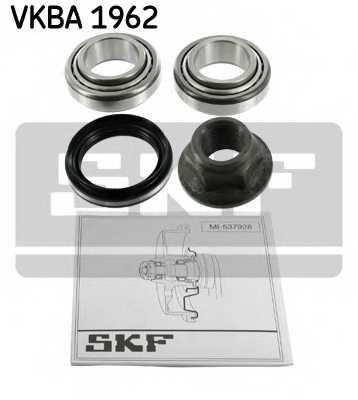 Комплект подшипника ступицы колеса SKF VKBA 1962 - изображение