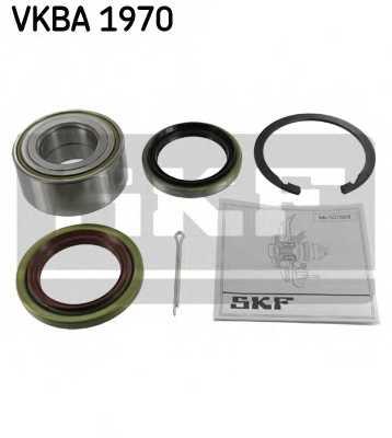 Комплект подшипника ступицы колеса SKF VKBA 1970 - изображение