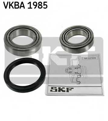 Комплект подшипника ступицы колеса SKF VKBA 1985 - изображение