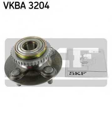 Комплект подшипника ступицы колеса SKF VKBA 3204 - изображение