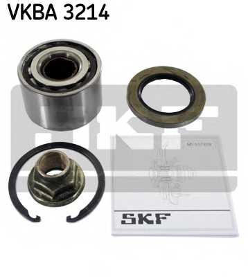 Комплект подшипника ступицы колеса SKF VKBA 3214 - изображение