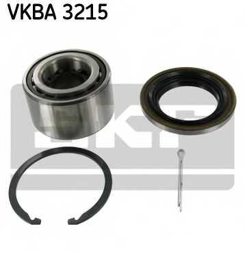 Комплект подшипника ступицы колеса SKF VKBA 3215 - изображение