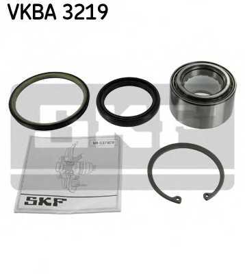 Комплект подшипника ступицы колеса SKF VKBA 3219 - изображение