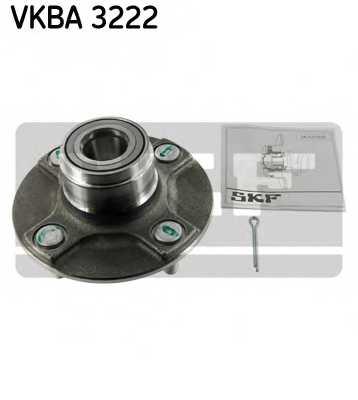 Комплект подшипника ступицы колеса SKF VKBA3222 - изображение