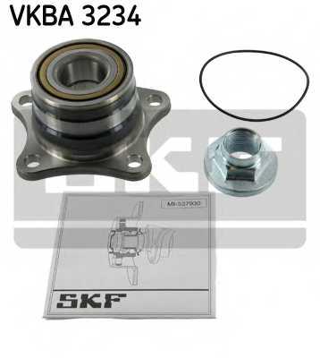 Комплект подшипника ступицы колеса SKF VKBA 3234 - изображение