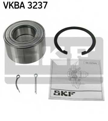 Комплект подшипника ступицы колеса SKF VKBA 3237 - изображение