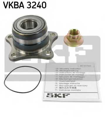 Комплект подшипника ступицы колеса SKF VKBA 3240 - изображение