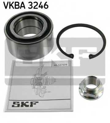 Комплект подшипника ступицы колеса SKF VKBA 3246 - изображение