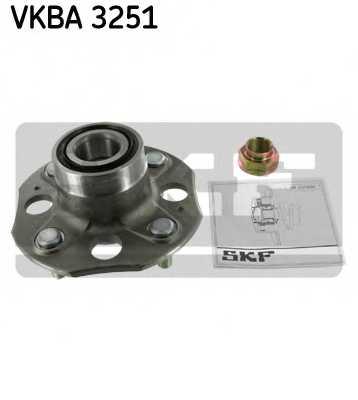 Комплект подшипника ступицы колеса SKF VKBA 3251 - изображение