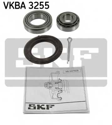 Комплект подшипника ступицы колеса SKF VKBA 3255 - изображение