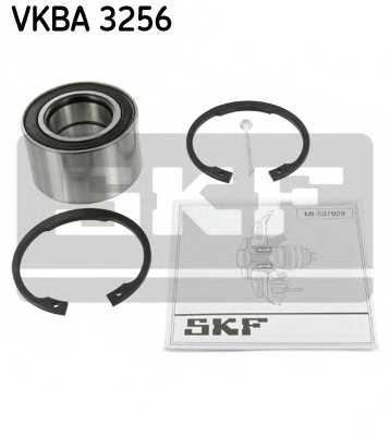 Комплект подшипника ступицы колеса SKF VKBA 3256 - изображение