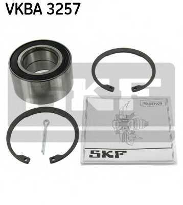 Комплект подшипника ступицы колеса SKF VKBA 3257 - изображение