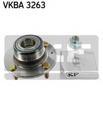 Комплект подшипника ступицы колеса SKF VKBA 3263 - изображение