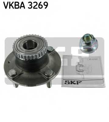 Комплект подшипника ступицы колеса SKF VKBA 3269 - изображение