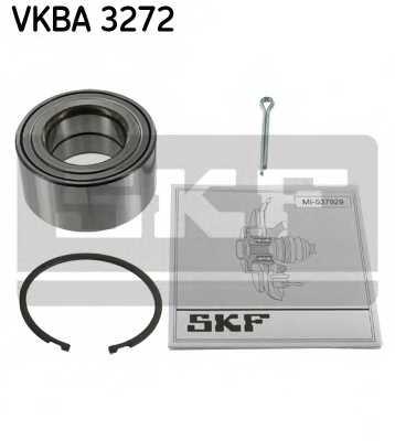 Комплект подшипника ступицы колеса SKF VKBA 3272 - изображение